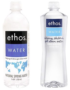 Product Assessment Ethos Water